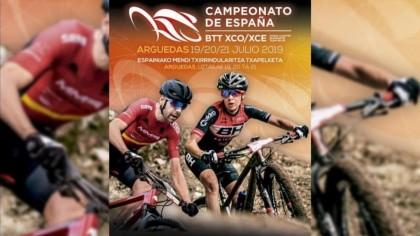 El Campeonato de España de BTT XCO de Arguedas podrá seguirse a través de streaming