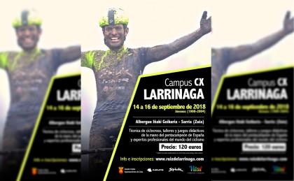 El Campus CX Larrinaga ya tiene horarios y actividades