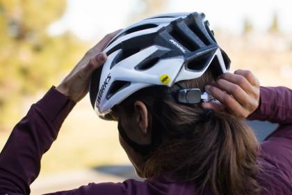 El casco que llama por ti en caso de accidente