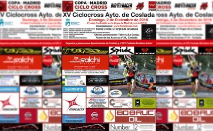 El ciclocross de Coslada alcanza los 15 años y prepara un gran circuito