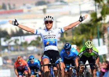 El corredor del Astana Jakob Fuglsang gana la Vuelta Andalucía