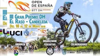 El descenso vuelve a El Raso-Candeleda para cerrar el Open de España