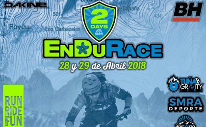 El EnDuRace 2 Days está llegando
