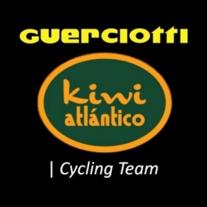 El equipo gallego Guerciotti Kiwi Atlántico anuncia tres nuevos corredores