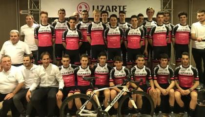 El Equipo Lizarte correrá el Giro de Italia sub23