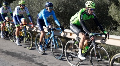 El Euskadi-Murias afronta por primera vez el Tour de Omán