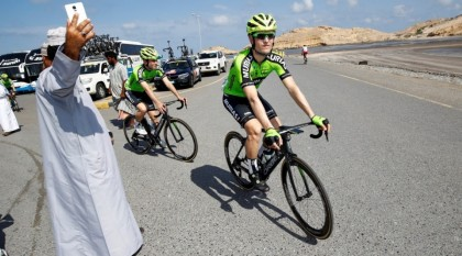 El Euskadi-Murias con los mejores en Omán y Murcia