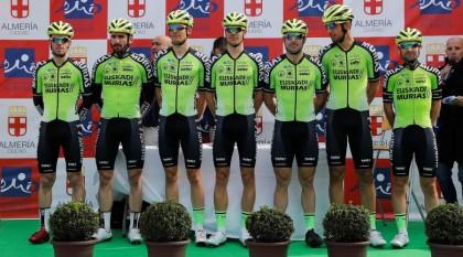 El Euskadi-Murias preparado para debutar en el World Tour