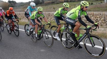 El Euskadi-Murias Taldea con ganas de competir a la Volta a la Comunitat Valenciana