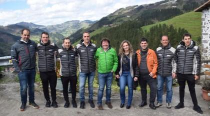 El Euskadi-Murias ya tiene canción oficial