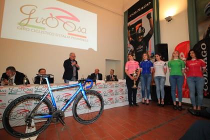 El Giro Rosa confirma la participación de Bizkaia Durango-Euskadi Murias