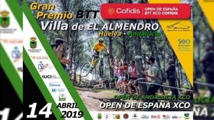 El Gran Premio BTT Villa de El Almendro debuta en el Open de España XCO Cofidis