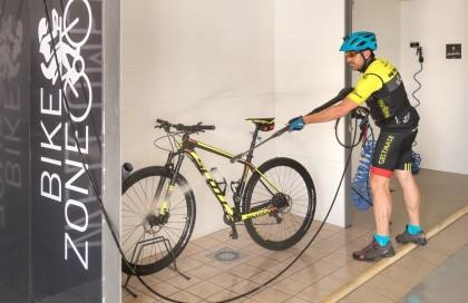 El Hotel Cap Negret ofrece todo lo necesario para los ciclistas
