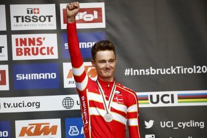 El joven ciclista danés Mathias Norsgaard nuevo fichaje de Movistar Team