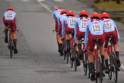 El Katusha ya tiene alineación para el Tour de Francia