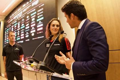 El MMR preparado para la Andalucía Bike Race 2019