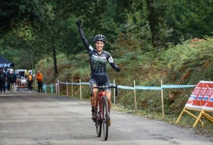 El Nesta CX Team logra sus primeros puntos UCI
