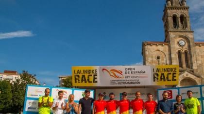 El Open de España de XC Ultramaratón se despidió en Lalín