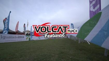 El resumen de las cuatro etapas de la VolCAT 2019 en vídeo