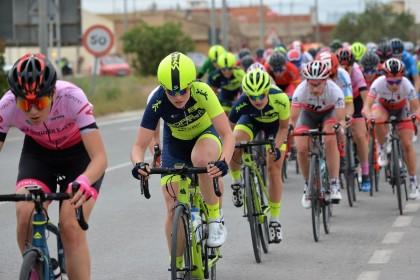 El Sopela Women Team frente a la Vuelta a Burgos