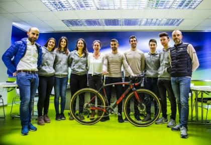 El Team Relay abre los nacionales de ciclocross Pontevedra 2019