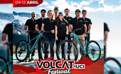 El tricampeón del Mundo Perrin-Ganier confirma su presencia en la VolCAT 2020