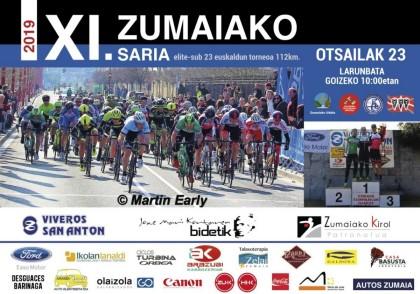El XI Zumaiako Saria abre la competición de carretera en el País Vasco