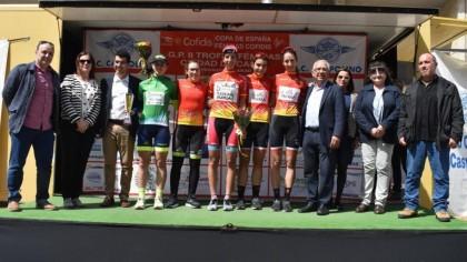 El XVI Trofeo Roldan, tercera parada de la Copa de España Féminas Cofidis