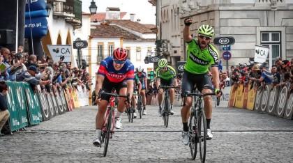 Enrique Sanz el más fuerte en Portugal logra el triplete