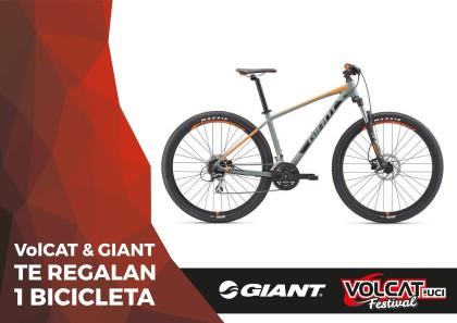 Entra en el sorteo de una bicicleta con tu inscripción a la VolCaT
