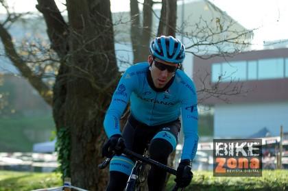 Entrevista con el corredor del Astana Team Omar Fraile