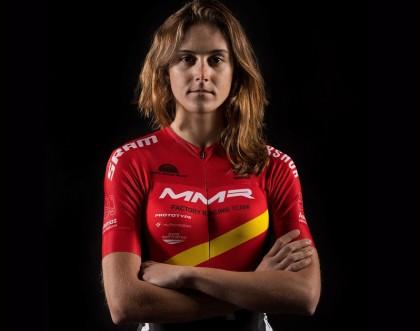Entrevista a Natalia Fischer del MMR Factory Racing