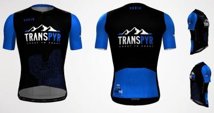 Equipación ciclista Transpyr Coast to Coast - 10º aniversario