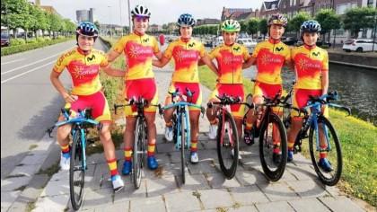 España inicia su andadura en el BeNe Ladies Tour