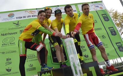 Espectacular comienzo del Open de España de Ultramaratón en la Titán de los Ríos