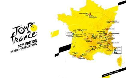 Etapas y recorrido del Tour de Francia 2020 en un increíble vídeo 3D