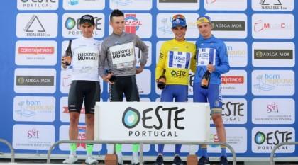 Euskadi-Murias, a por más victorias en Portugal