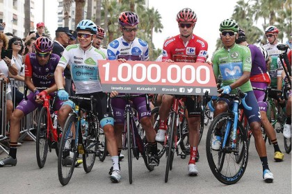 Fabio Jakobsen logra su primer triunfo en La Vuelta