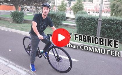FabricBike Urban COMMUTER una bicicleta preparada para que conquistes la ciudad