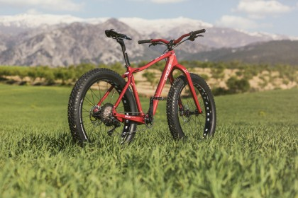 Fat Bike Rhino.0 FR de Spicles, posiblemente la fat bike más ligera del mundo