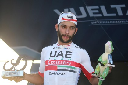 Fernando Gaviria  buscará otro maillot de líder en la Vuelta a San Juan