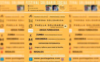 Festival Solidario Sociedad Ciclista Punta Galea 2019