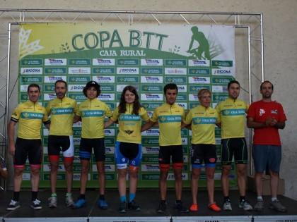 Finalizó en Arazuri la Copa Caja Rural BTT 2018