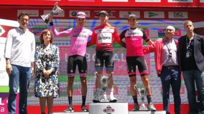 Francesco Romano conquista la Vuelta a Navarra