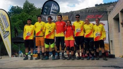 Gabriel Torralba logra la victoria en el Endurama Cuenca
