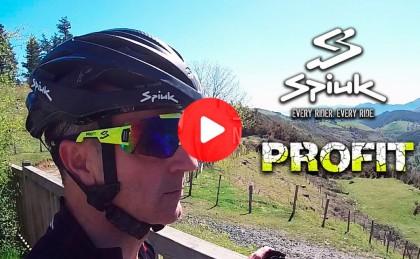 Gafas PROFIT de Spiuk. Pensadas para la competición