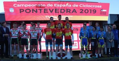 Galicia logra el oro en casa superando a Euskadi y Asturias