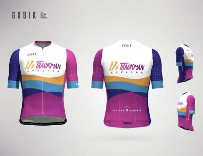 GOBIK regala a cada ciclista el maillot oficial 2019 de la 12H Trackman Cycling Andalucia Circuit
