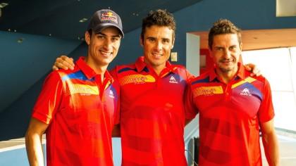 Gómez Noya, Raña y Mola premiados por el Comité Olímpico Español