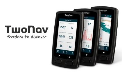 GPS navegador Velo de TwoNav una nueva dimensión para el ciclismo